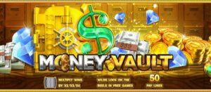 เกมสล็อต Money vault เล่นยังไง