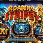 เกมสล็อตที่แนะนำ ROARING STRIPES